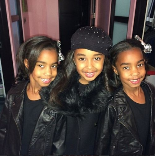 P. Diddy's Gorgeous Girls