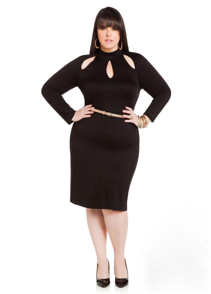 Best 21 Plus Size Formal Dresses ideas on Pinterest | Curvy fashion ...