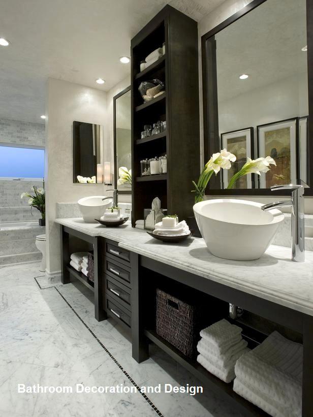Best Bathroom Design and Decoration – Bathroom Ideas