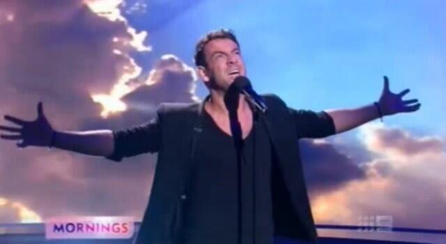 Gethsemane on The Today show - Australia