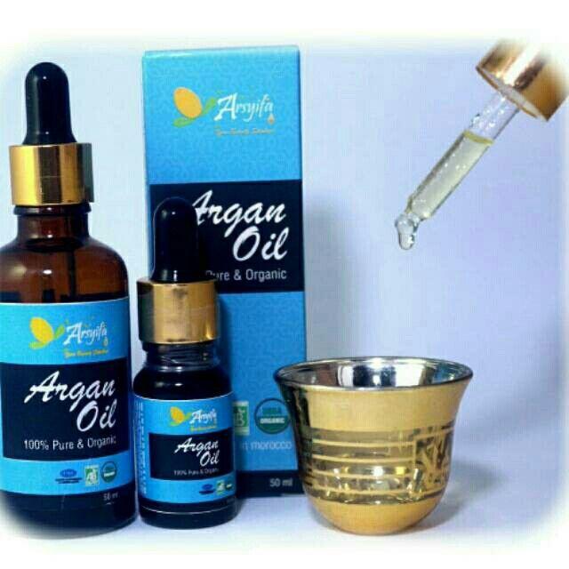 Saya menjual Argan Oil Arsyifa seharga Rp65.000. Dapatkan produk ini hanya di Shopee! https://shopee.co.id/sherlyramayantie/519161601 #ShopeeID