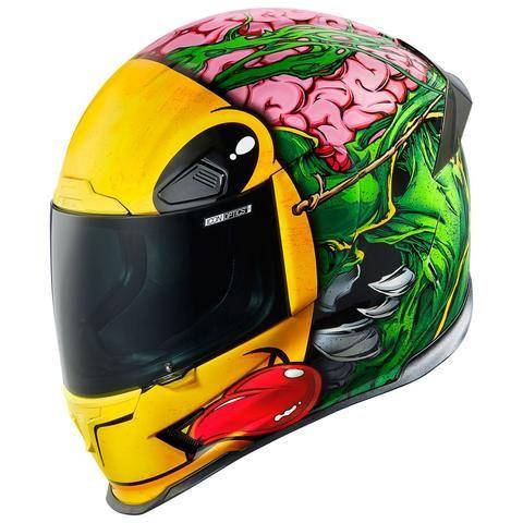 Icon Airframe Pro Brozak Men's Street Helmets