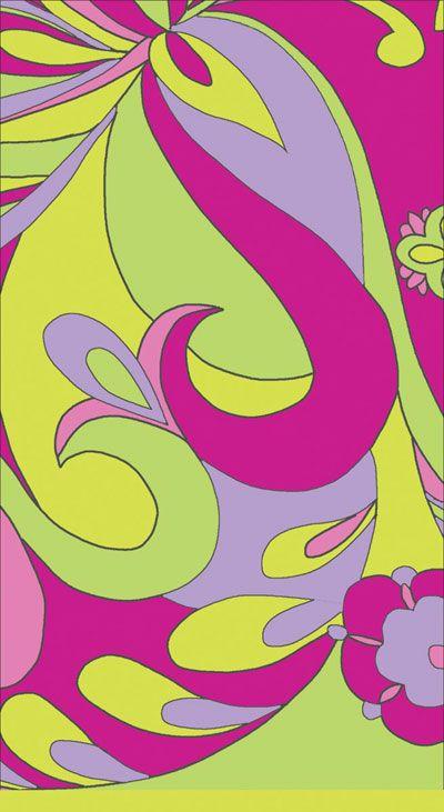 Pucci Pattern
