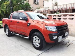 Japanese vehicles to the world: 2012 Ford Ranger Wildtrak 2.2L 4WD for Tanzania or...