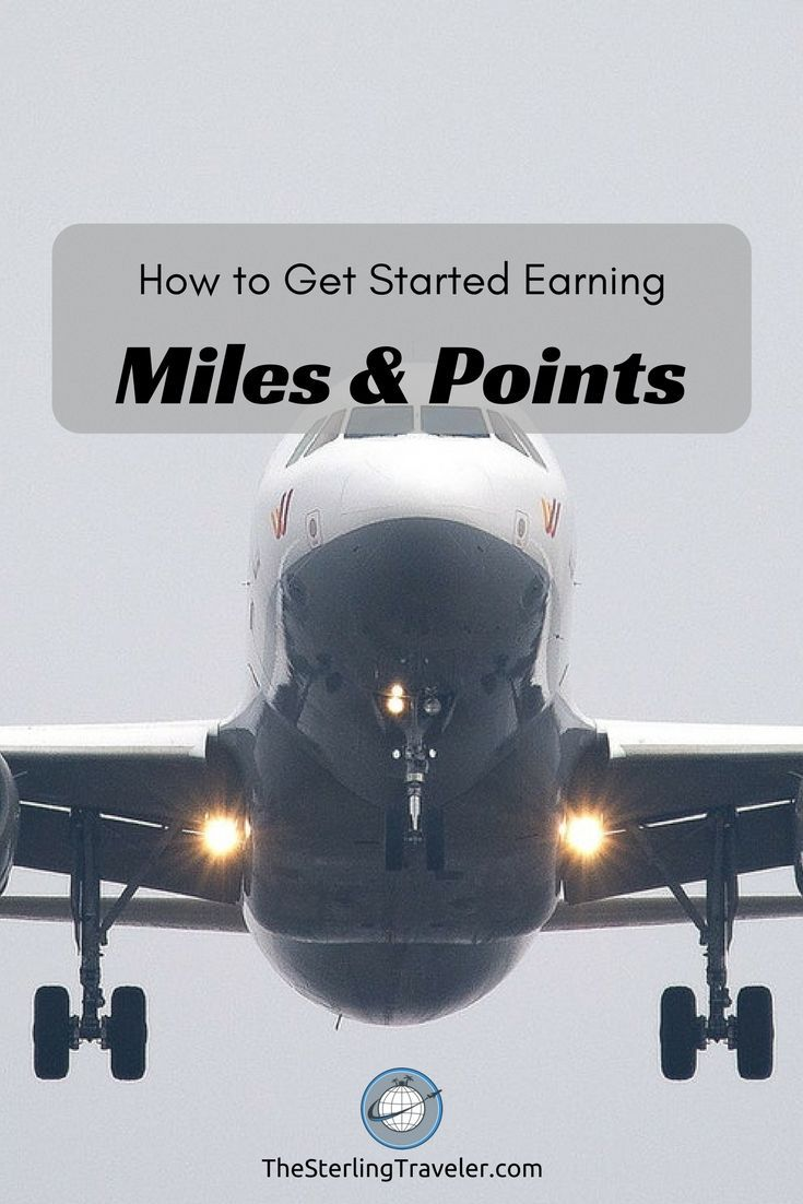 Miles And More Points Getting Started With Miles And Points Travel Pinterest