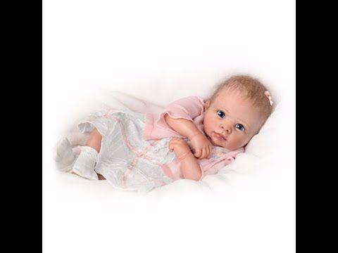 lifelike Realistic Baby Girl Doll