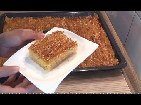 Pileli büzgülü tatli tarifi - YouTube
