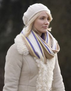 Cameron Diaz's style in The Holiday