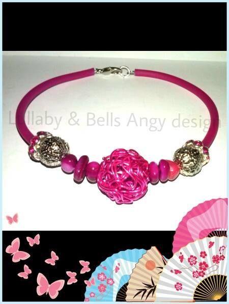 fucsia style di Lullaby & Bells Angy design su DaWanda.com