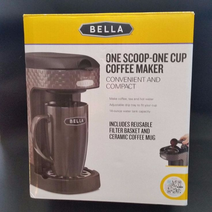 17 best ideas about One Cup Coffee Maker on Pinterest Coffee and tea makers, Coffee cup cafe ...