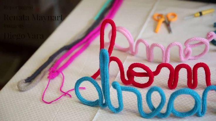 Como fazer o ponto i-cord, tricotin ou rabo de gato? Dicas de tricô