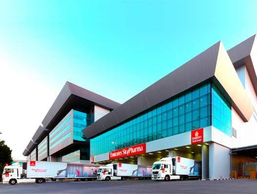 Emirates SkyCargo opens new GDP compliant pharma facility at Dubai International Airport