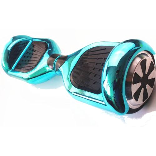 Buy GoBoard 2.0 Hoverboard (with LG battery) - Chrome Blue - 4.90kg for R4,900.00