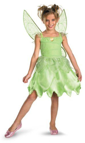 Child Medium (7-8) Classic Tinkerbell and the Great Fairy Rescue by Disguise. $14.69. Magical Fairy Dust! Tink Needs Help and You'll be Just the Girl to Help in this Cute Classic Tinkerbell from the Great Fairy Rescue New Movie release!. Save 54% Off!