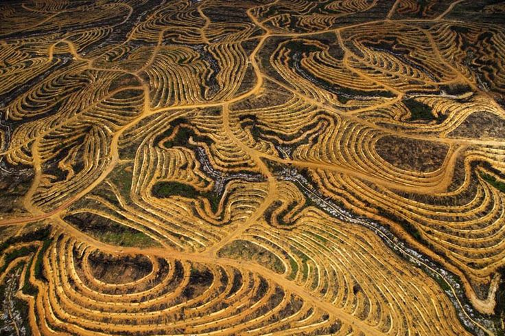 Mind-Blowing Aerial Photographs Around the World