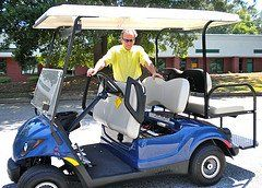 A Yamaha golf cart manual provides you with detailed instructions on maintaining and repairing your Yamaha golf cart.