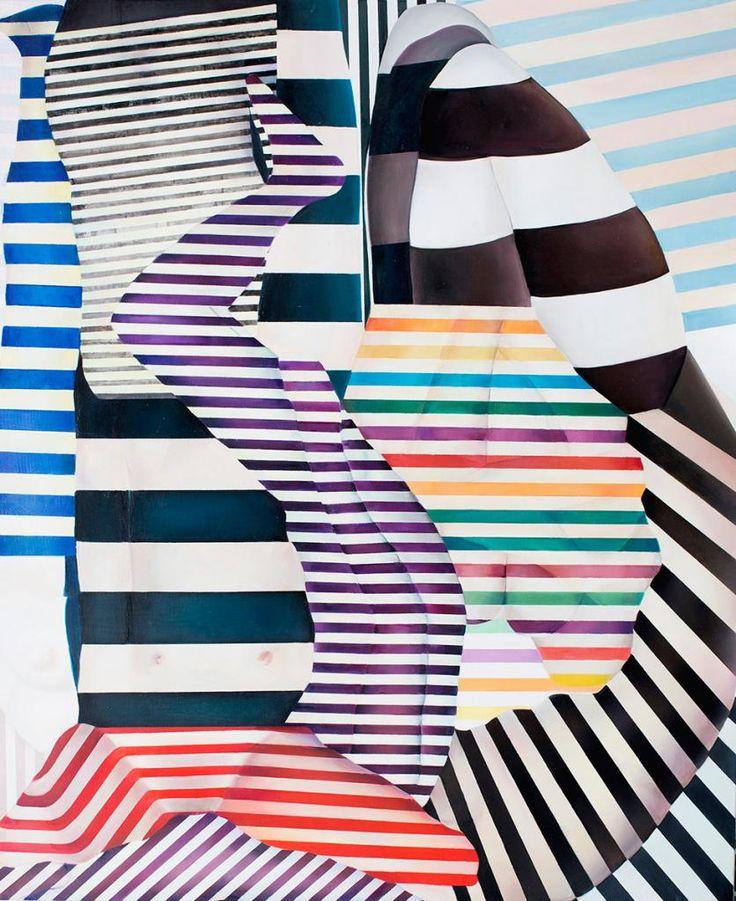 IV by Agata Przyzycka #art #artist #painting #drawing - Beauton Art Gallery - http://beautonart.com | http://beautonart.dk