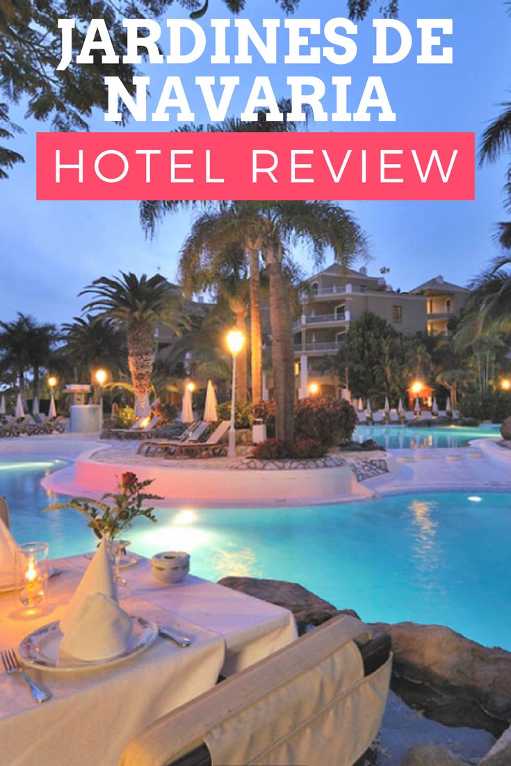 Jardines de Nivaria Hotel Review – a slice of heaven in Tenerife