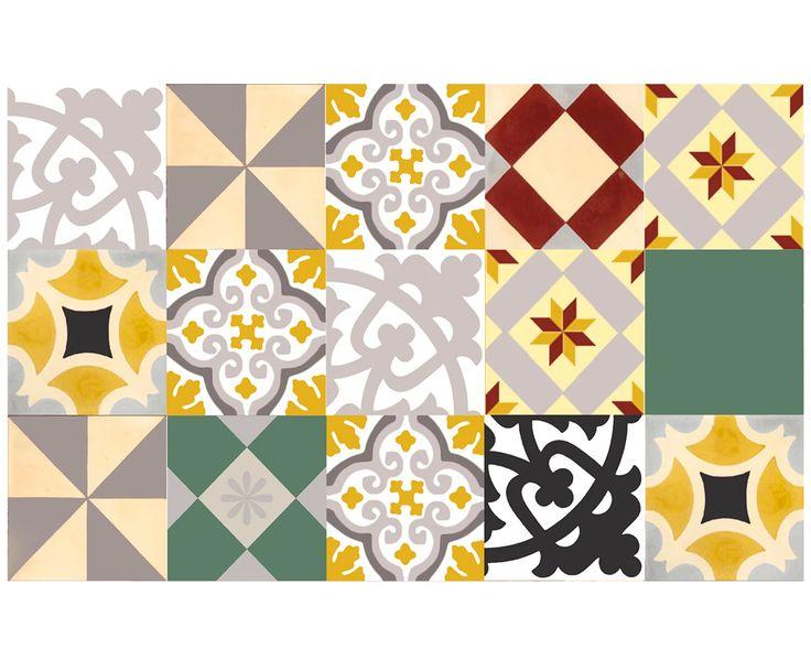 Напольное покрытие Valencia - винил   Westwing Интерьер & Дизайн