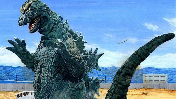 Godzilla Wallpapers Wallpaper HD Wallpapers Pinterest