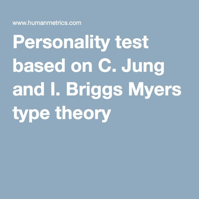 This is an image of Candid Short Myers Briggs Test Printable