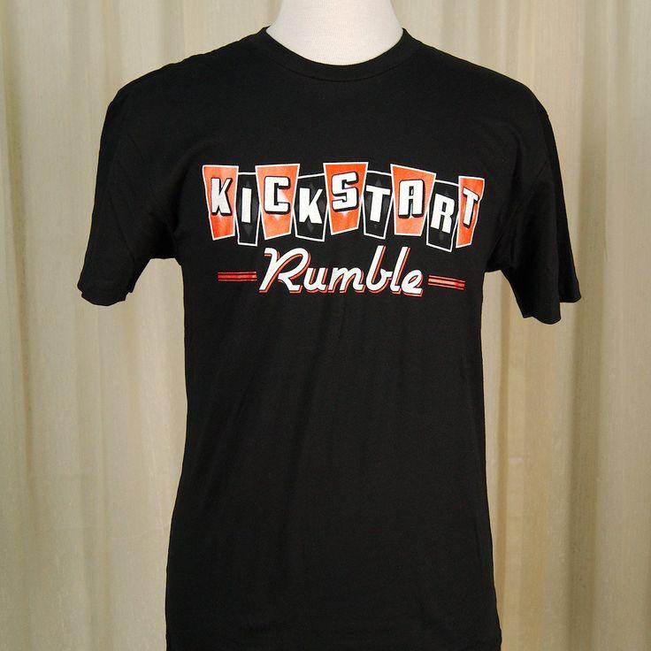 Kick Start Rumble T Shirt