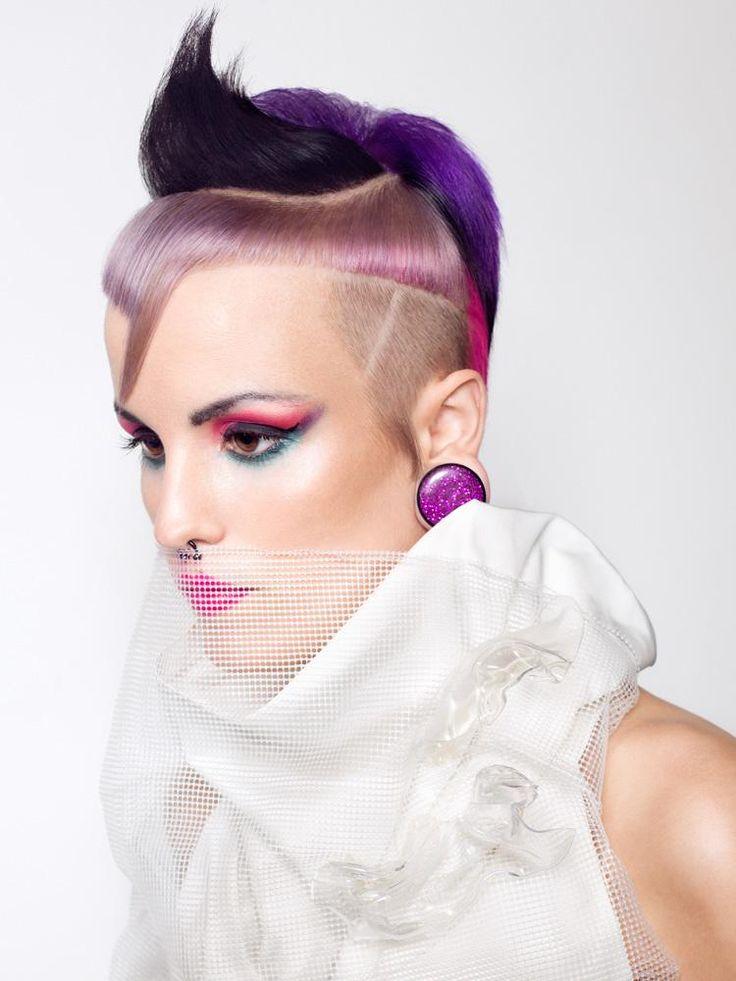 www.estetica.it | Credits Hair: Alberto David Arnal @Two Hair