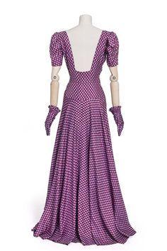 Elsa Schiaparelli , maison de couture, 1939, 20e siècle (1ère moitié)   Les Arts décoratifs
