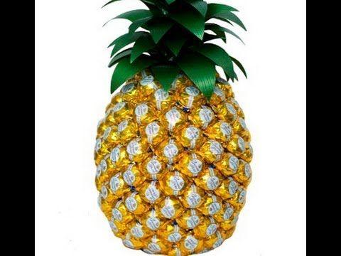 Картинки по запросу подарки своими руками ананас