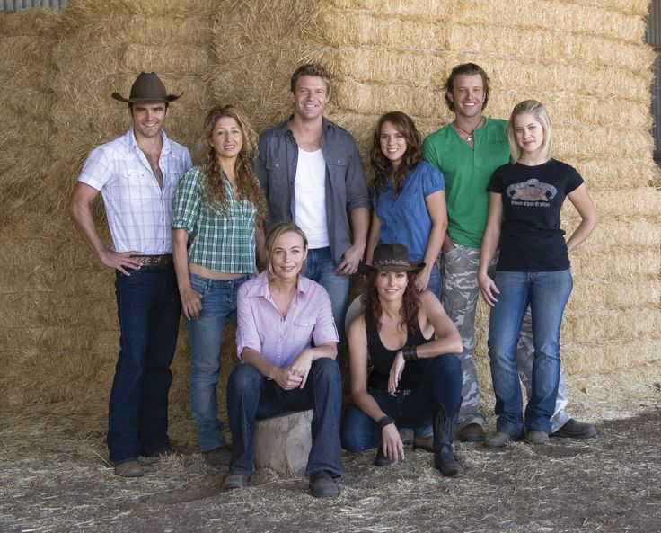 McLeods Daughters The Cast In Series 7 And 8 They've All Gone