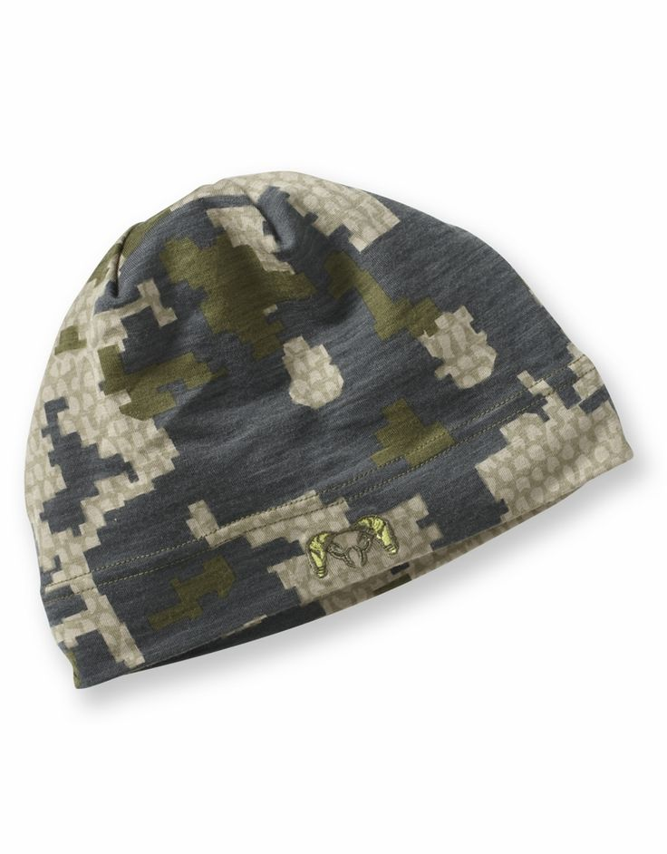 KUIU Beanie - can be combined with KUIU Neck Gaiter to make a face mask for turkey hunting