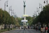 BUDAPEST: Hero's Square, Andrássy Avenue