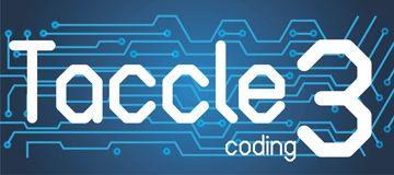 TACCLE3 Logo TACCLE3 CODING ERASMUS+KA1 IN-SERVICE TRAINING COURSES Nemacka