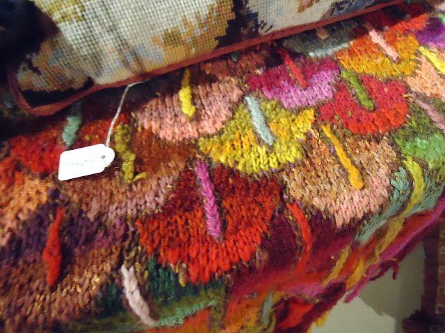 335 best Kaffe Fassett images on Pinterest   Fair isle knitting ...
