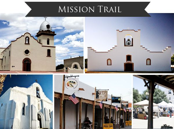 The El Paso Mission Trail ...  This is a must to see when you come to west Texas.  It's steeped in western history, and it's a photographer's paradise.  How much will these magnificent tours cost, you ask??  NOTHING!  It's free... Bienvenidos!