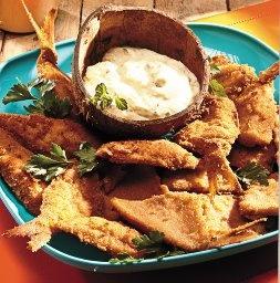 Filete de Minuta con Salsa Tártara (Sabana de la Mar) :: Si quieres ver la receta, puedes hacer clic en la imagen.