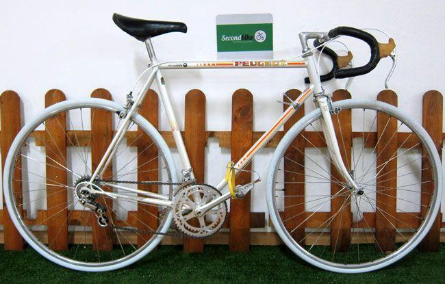 PEUGEOT. Secondbike Bicicletas para todos. La MAYOR tienda de bicicletas de segunda mano en Madrid.  Te esperamos en calle General Yagüe 70 . 28020 , Madrid, WEB www.secondbikemadrid.com