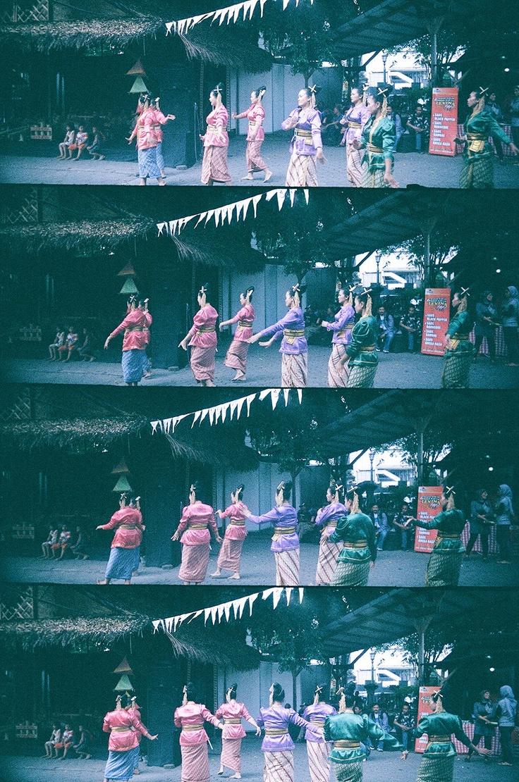 Traditional dance - Yogyakarta, Indonesia