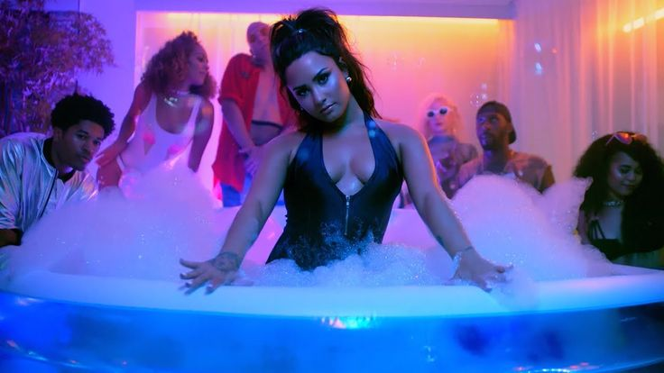 Watch: 'Sorry Not Sorry' Trailer, New video clip from Demi Lovato.