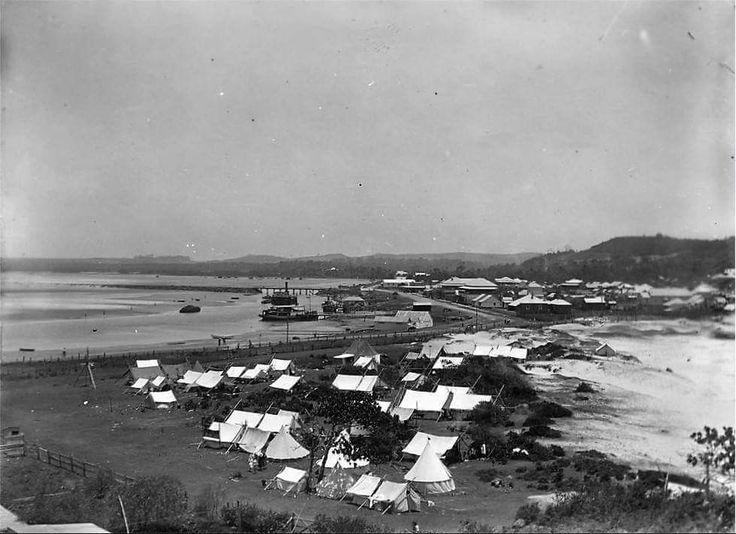 Tweed Heads, Gold Coast in 1911.