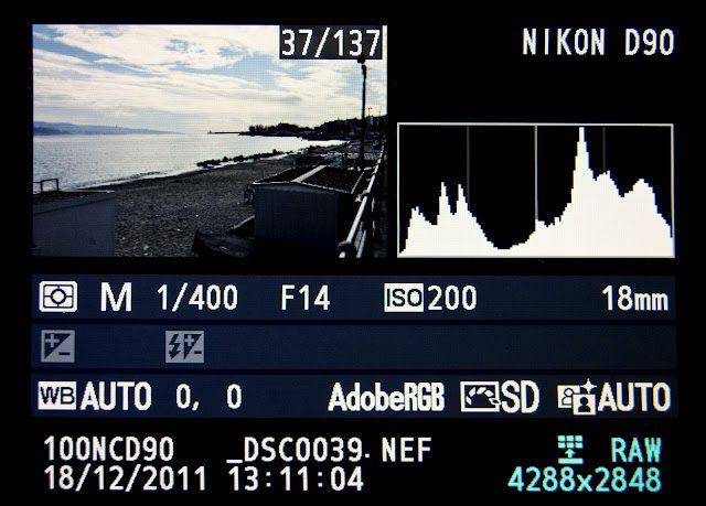 How to interpret a histogram in photography | My Look