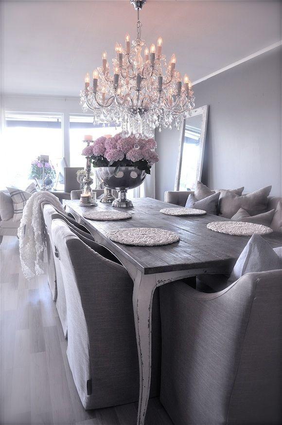 Der Sektkühler als Vase , sehr schön