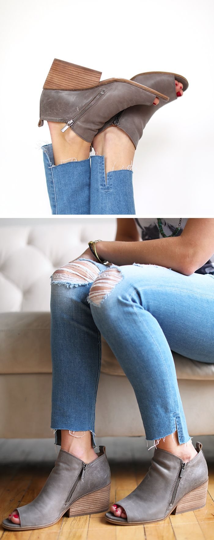 Spring has sprung! Here's 3 pairs of jeans for the fit girl. They are all a mid-rise fit to accommodate that booty and those thighs with a lighter wash, perfect for the transition from winter to spring.