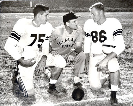 Bear Bryant and The Junction Boys ~ Check this out too ~ RollTideWarEagle.com sports stories that inform and entertain and Train Deck to learn the rules of the game you love. #Collegefootball Let us know what you think. #Aggies