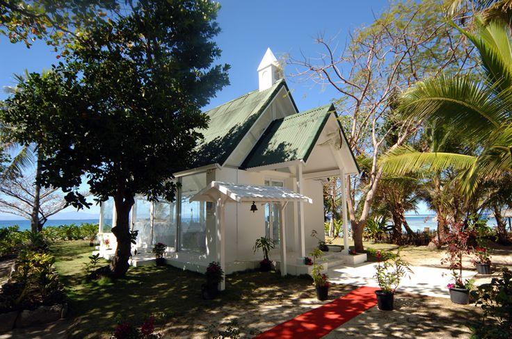 Treasure Island's Beautiful Beachfront Chapel