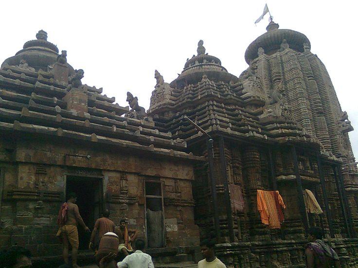 The Ananta Vasudeva Temple near Bhubaneshwar dedicated to Lord Krishna.