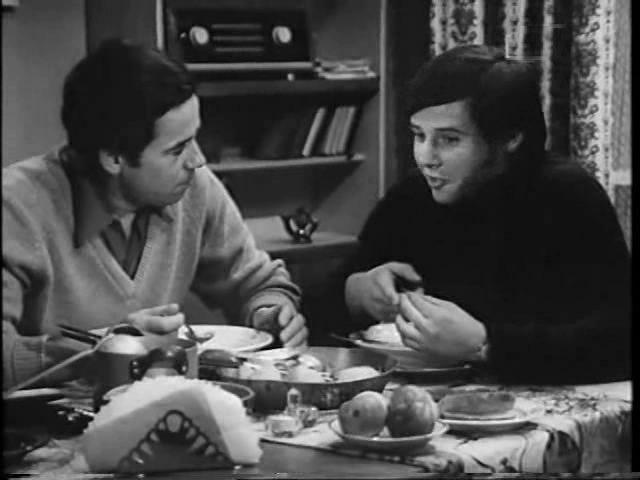 Złote koło /1971/ ojciec i syn