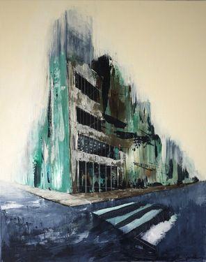 Saatchi Online Artist Elodie Jammes; Painting, choice/SOLD #art