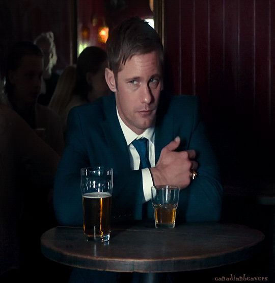 Canadian Beavers Love Askars, …excuse me sir. Would you say thatcountless women absolutely adore Alexander Skarsgard, is a fair statement?