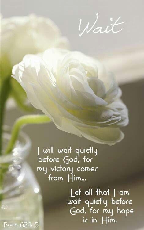 Psalm 62:1,5